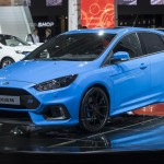 Ford Focus RS 2015: desde 40.260 euros
