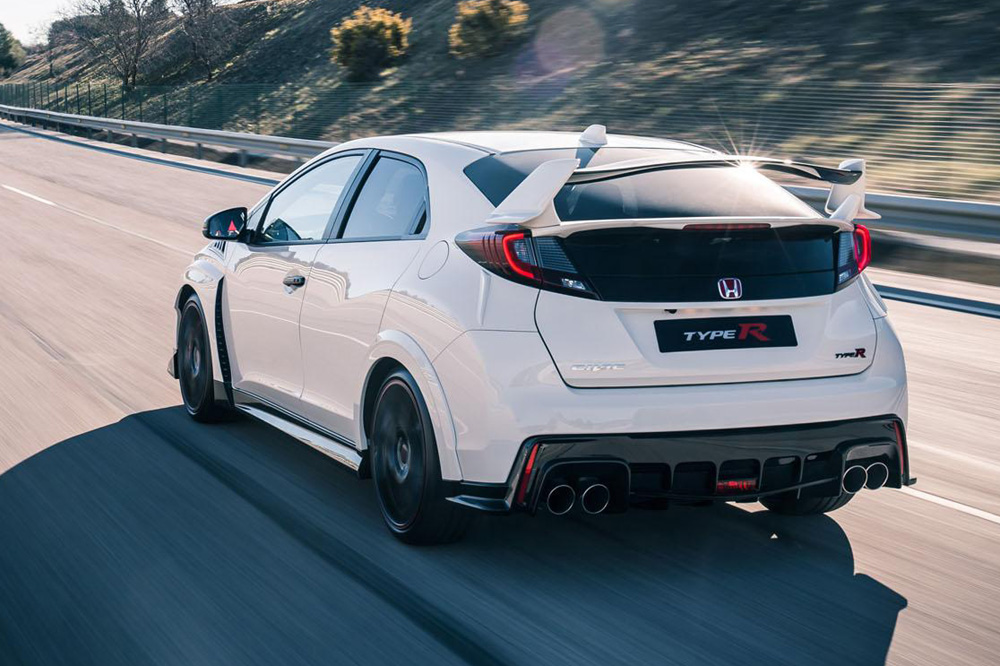 Honda Civic Type R 2015 (4)