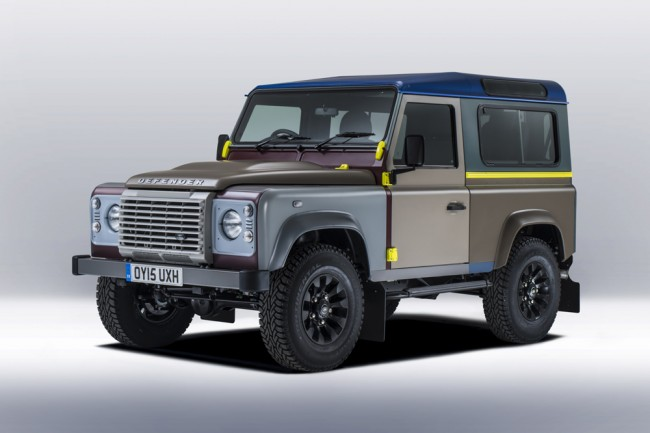 Land Rover Defender Paul Smith (1)