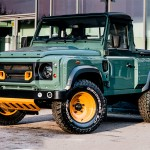 Land Rover Defender Pick-Up preparado por Kahn Design
