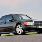Mercedes 190 E 2.5 16 Evolution II (1)