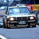Mercedes 190 E 2.5 16 Evolution II DTM W201 (15)