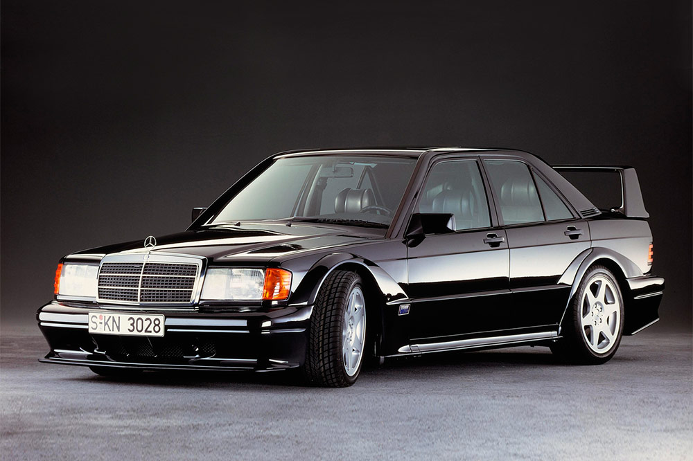 Mercedes 190 E 2.5 16 Evolution II