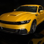 Saleen S302 Black Label: un Mustang radical con 740 CV