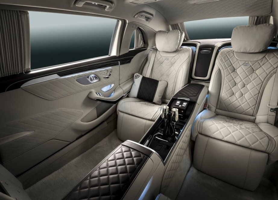 Mercedes Maybach S Occasion