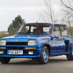 Sale a subasta un Renault 5 Turbo de 1983 restaurado y modificado