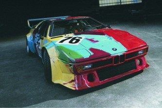 40 aniversario BMW Art Car (1)