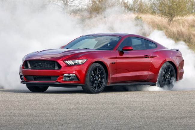 Ford Mustang GT 2016 (1)
