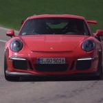 Vídeo: Chris Harris se enfrenta al Porsche 911 GT3 RS