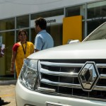 RENAULT SALES PRESENCE IN INDIA