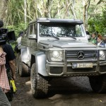 Los coches de 'Jurassic World'