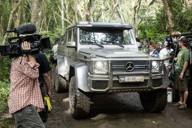 Mercedes-Benz Launches Campaign to Support Jurassic World