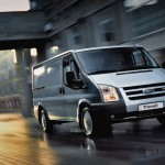 The new 2006 Ford Transit