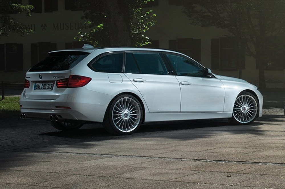 Mejores Variantes Bmw Serie 3 Alpina D3 Touring