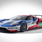 Ford GT Race Car 2016: el retorno de Ford a la competición