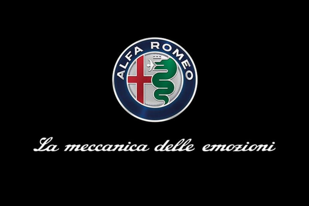 la historia del logo de alfa romeo periodismo del motor. Black Bedroom Furniture Sets. Home Design Ideas