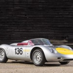 Sale a subasta el Porsche 718 RS61 de Stirling Moss