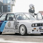Sale a la venta un BMW M3 E30 DTM Group A Tribute