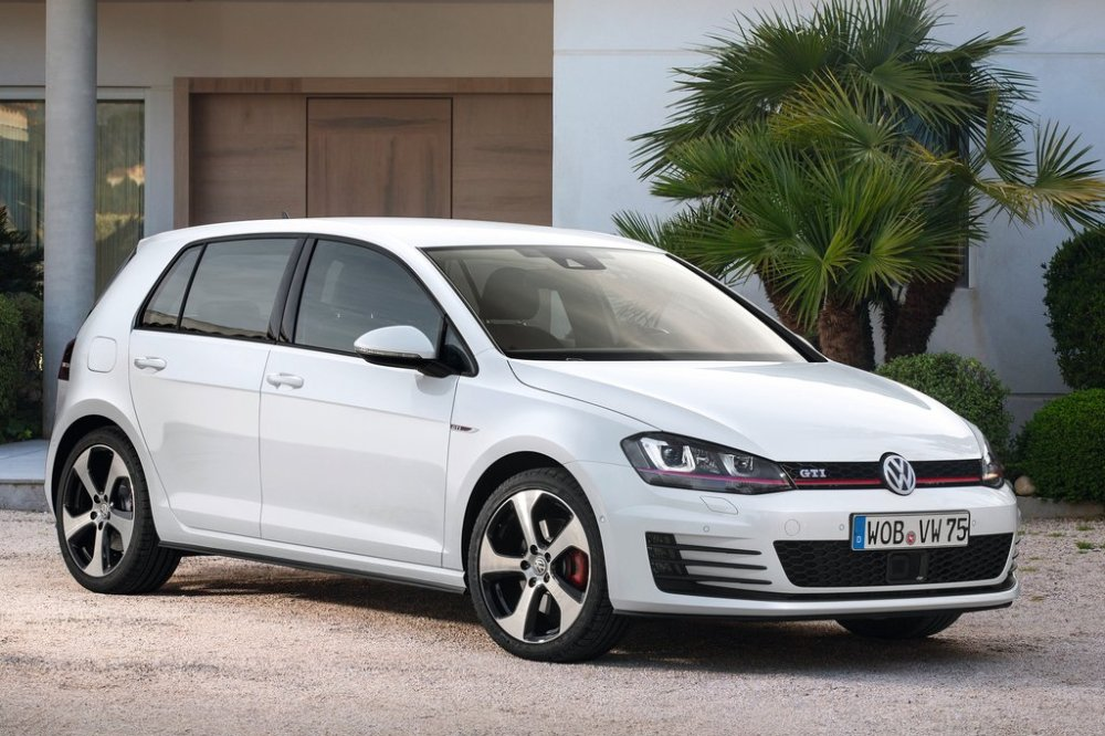 el pr ximo volkswagen golf gti llegar en 2019 con tres variantes periodismo del motor. Black Bedroom Furniture Sets. Home Design Ideas