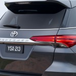 2015 Reveal of All New Toyota Fortuner. (Crusade pre-production model shown)