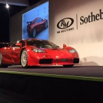 Sale a subasta un McLaren F1 LM-Specification