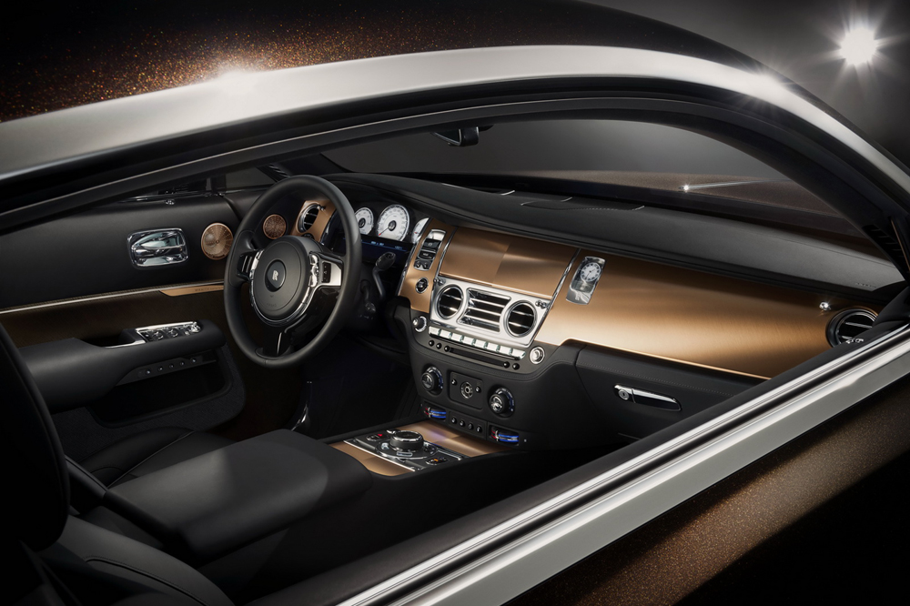 Rolls-Royce Wraith Inspired by Music (2)