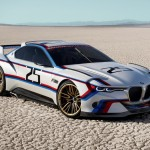BMW 3.0 CSL Hommage R: debut en Pebble Beach