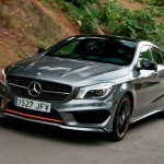 PRUEBA: Mercedes CLA 250 Sport 4MATIC Shooting Brake