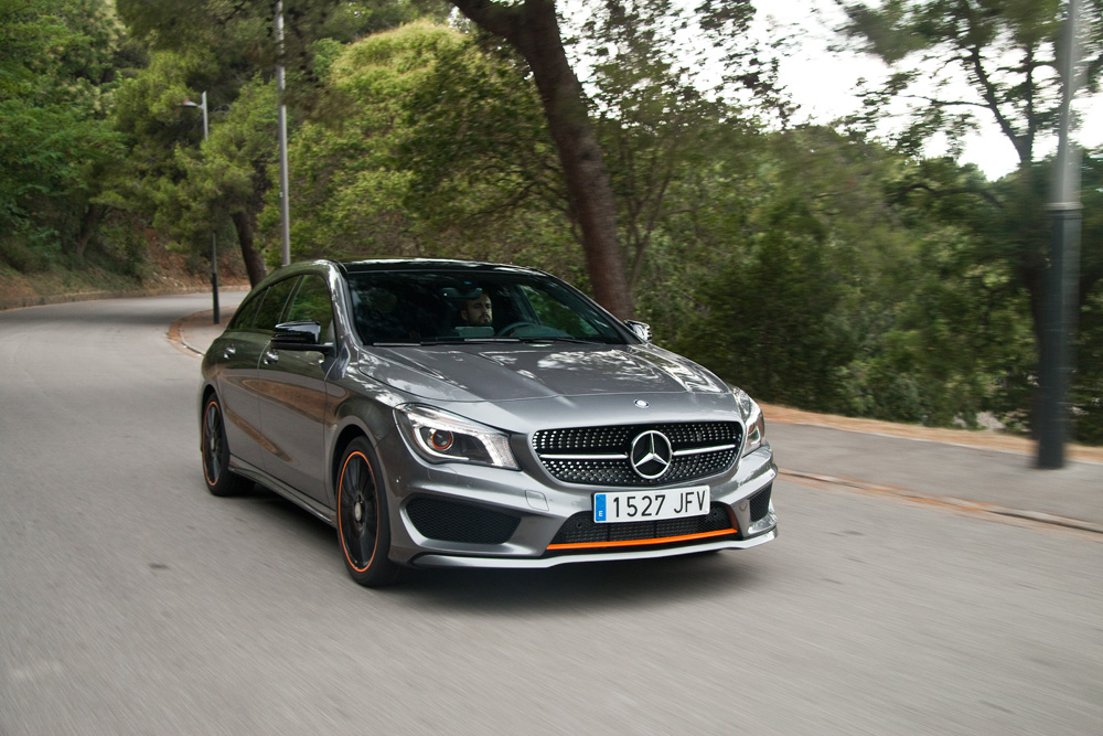 prueba mercedes cla 250 sport 4matic shooting brake 24 periodismo del motor. Black Bedroom Furniture Sets. Home Design Ideas
