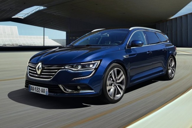 renault talisman sport tourer 2016 la versi n familiar periodismo del motor. Black Bedroom Furniture Sets. Home Design Ideas