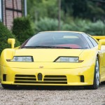 Sale a subasta un exclusivo Bugatti EB110 Super Sport