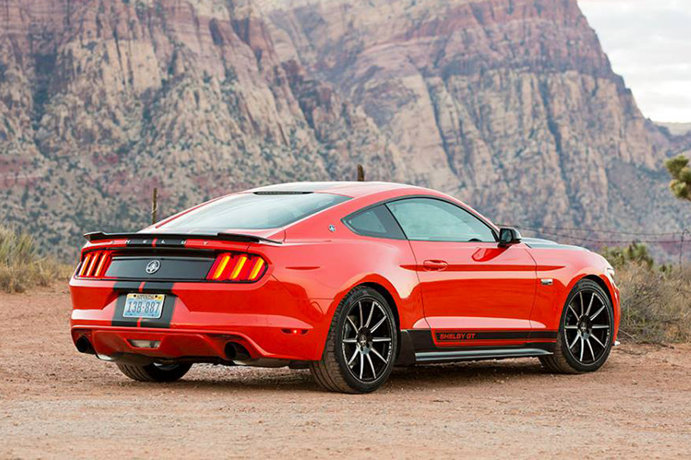 Ford Mustang EcoBoost Shelby GT Package (2)