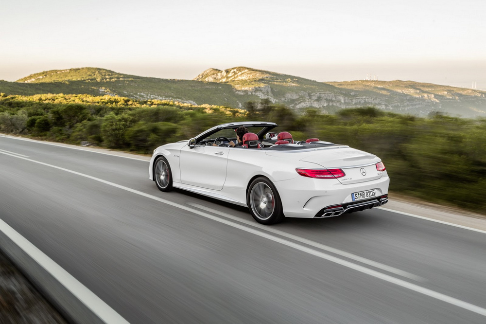 Mercedes Clase S Cabriolet (6)