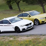 COMPARATIVA: BMW M4 Coupé vs BMW 435i M Performance