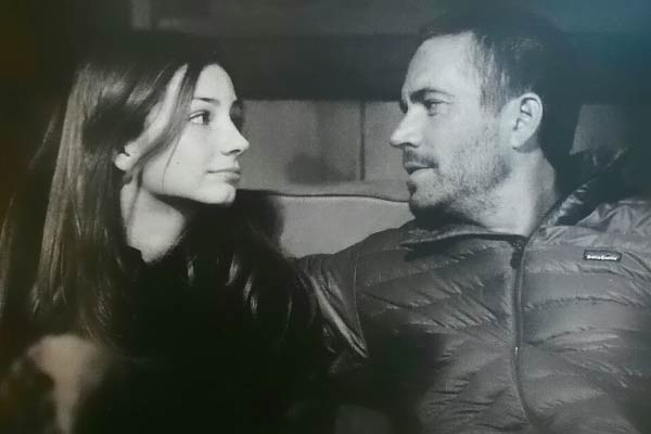 Meadow Walker-Paul Walker
