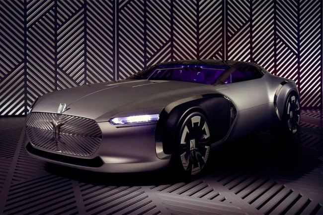 Renault Coupe C Concept