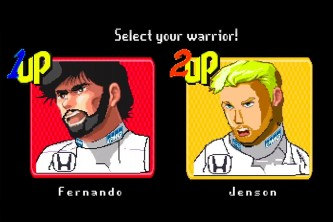 Turbo Heroes McLaren Alonso y Button
