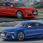 Audi RS6 Avant performance y RS7 Sportback performance