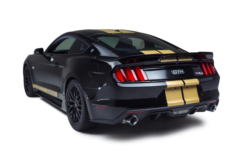 Shelby Gt H Periodismo Del Motor