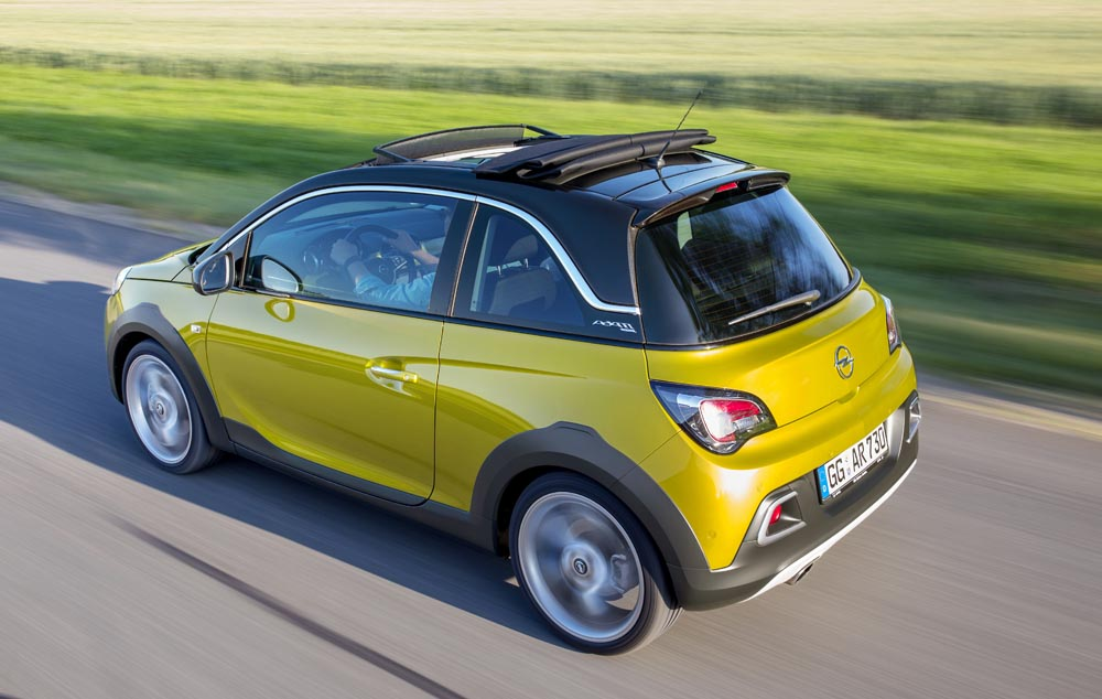 Opel Adam Rocks 1.0 ECOTEC Turbo 115 CV