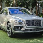 Bentley Bentayga First Edition, desvelado en Los Ángeles