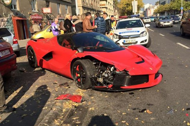 accidente-laferrari-budapest