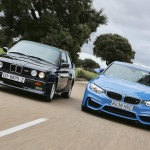 COMPARATIVA: BMW M3 E30 vs BMW M3 F80