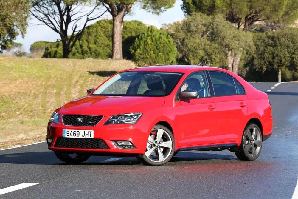 prueba seat toledo 2016 fr line 1 6 tdi periodismo del motor. Black Bedroom Furniture Sets. Home Design Ideas