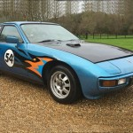 A subasta el Porsche 924 que Richard Hammond uso en Top Gear