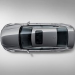 Birds Eye Volvo S90 Osmium Grey