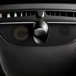 Detail Bowers and Wilkins Tweeter IP Volvo S90