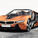 BMW i Vision Future Interaction concept, en el CES 2016