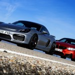 COMPARATIVA: BMW M4 M Performance vs Porsche Cayman GT4