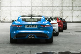 Jaguar F-Type British Design Edition (1)